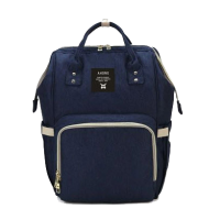 Diaper Bag Multi-Function Waterproof Travel Backpack Nappy Bags. Available 7 Color-Dark Blue,,color Dark Blue