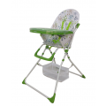 Baby High Chair HC-15D - green,,color Green