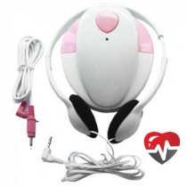 Headphones Angelsounds Baby Fetal Heart Monitor