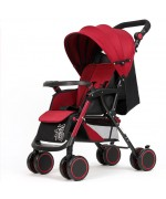 baby stroller wisesonle A6-A - Red,,