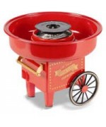 Cotton Candy Maker Vintage Style New - Red,,