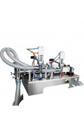 Dual Head Liquid Filling Machine G2WY Stainless Steel,,