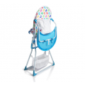 Baby High Chair HC-15D - blue,,color ฺBlue