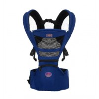 Aiebao 2in1 Baby Hip Seat and Carriers - Dark Blue,,color Dark Blue