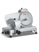 320Watt Frozen Meat Slicer 220ES-8 [Size : 440*380*340mm] Semi-automatic electric 220VAC ,,color Silver