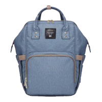 Diaper Bag Multi-Function Waterproof Travel Backpack Nappy Bags. Available 7 Color-SkyBlue,,color SkyBlue