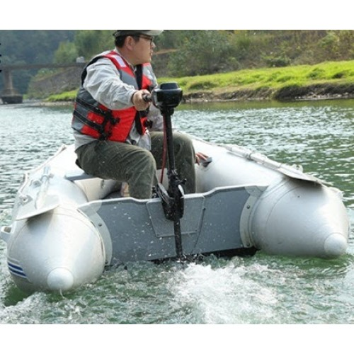 Electric Trolling Motor 40 Lbs Thrust Outboard Motor Boat Engine Short Shaft