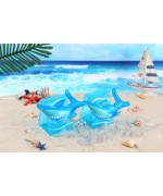 Kids Arm Float Swimming Inflatable Arm Ring – Shark,,