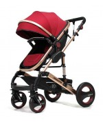 baby stroller wisesonle Q3 red,,