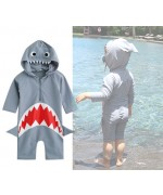 Baby Shark Swimming Suite Available 5 Size XS , S , M , L , XL,,