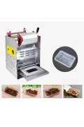 LD-808 Manual Plastic Box Sealing Machine Suitable For Box Size 18 x 12 cm,,